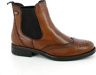 Valleverde Chelsea Leather with English Stitching Brown Size: 5 UK