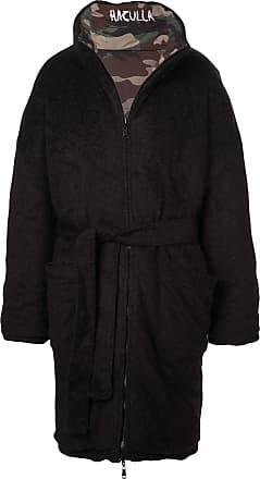 Haculla I Am The Dracula reversible coat - Black