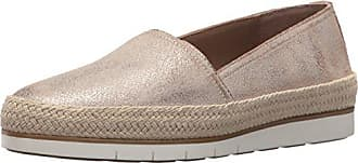 Donald J Pliner Womens Palm Sneaker, Taupe Metallic, 6.5 Medium US
