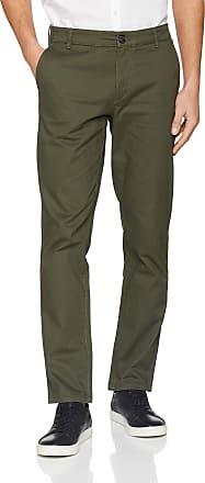 Selected Homme Mens Slhstraight-Paris D Depths Pants W Noos Trouser, Green (Deep), W33/L32 (Size: 33)