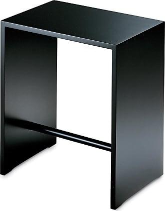 ZANOTTA Design Sgabillo Stool Black
