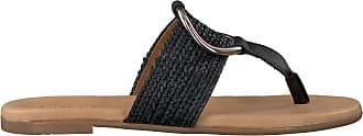 Omoda Zwarte Omoda Slippers 17981