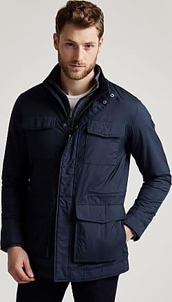 Hackett Mens Lightweight Field Jacket | Medium | Bright Navy
