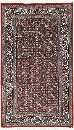 Nain Trading 137x81 Bidjar Rug Dark Grey/Dark Brown (Iran/Persia, Wool, Hand-Knotted)