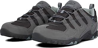 Hi-Tec Stroller Water Proof Womens Walking Shoes - SS20-7 Grey