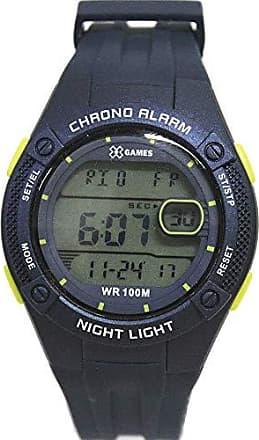 X-Games Relógio Masculino X Games XMPPD443 BXPX Preto