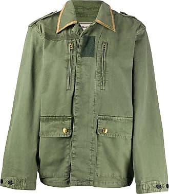 Zadig & Voltaire Kid military jacket - Green