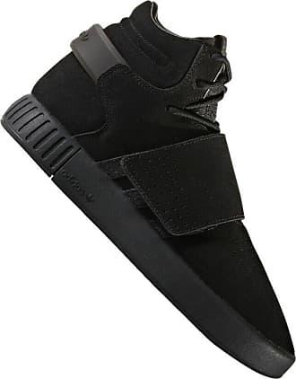 777a4460bc adidas Adidas Tubular Invader Strap Adidas Schuh knöchelhoch schwarz/schwarz