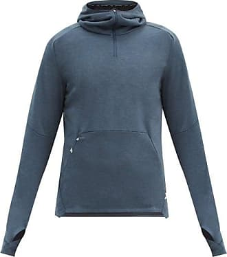 On Hooded Technical-jersey Sweatshirt - Mens - Navy