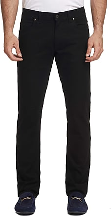 Robert Graham Mens Mathias Perfect Fit Jeans In Black Size: 29W by Robert Graham
