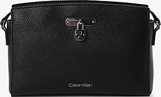 Calvin Klein Damen Umhängetasche schwarz