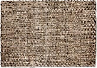MADE.COM Riya, tapis tissé en jute 120 x 170 cm, naturel