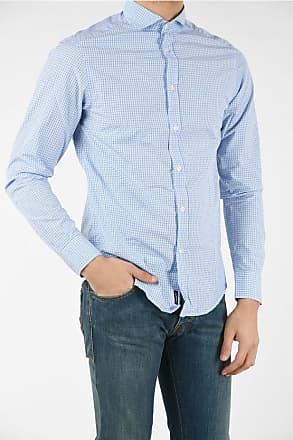 Armani JEANS tattersall check Shirt size Xxl