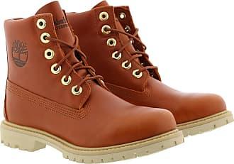 Timberland Boots & Booties - Paninara Collarless Waterproof Boot Burnt Orange - orange - Boots & Booties for ladies