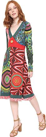 fba0e01dba Desigual® Vestidos: Compre com até −70% | Stylight