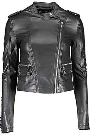 Veste ajustée et détails façon cuir Guess en noir pour femme