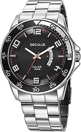 Seculus Relógio Seculus Masculino 28961gosvna2