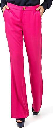Principessa Calça Flare Pink Cintura Média Principessa Gabriela