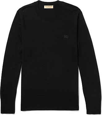 Burberry Cashmere Sweater - Black
