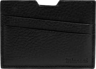 Miansai Modern Cardholder Wallet   Textured Black