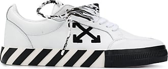 Off-white Vulcanized Sneakers - Weiß