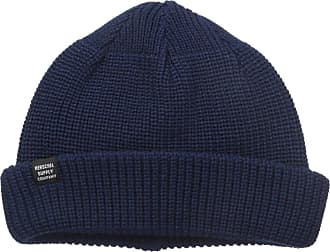 Herschel Co. Mens Buoy Poly/Span Navy Hat - Blue