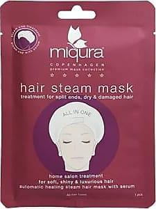 Miqura Pflege Premium Mask Collection Hair Steam Mask 1 Stk
