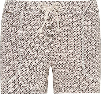 Jockey Womens Supersoft Shorts, Coconut Milk Melange, Size L