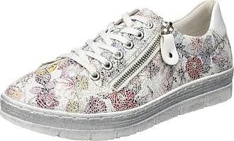 4d1a68da Remonte Womens D5800 Low-Top Sneakers, Multicolour (Ice-Multi/Bianco 93