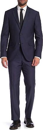 Nordstrom Rack Two Button Notch Lapel Trim Fit Suit