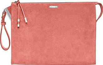 Maison Héroïne Handtasche Damen, Iva Tablet, Coral Crush