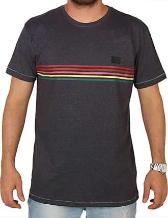 Hang Loose Camiseta Hang Loose Enbow - Preto/mescla - P