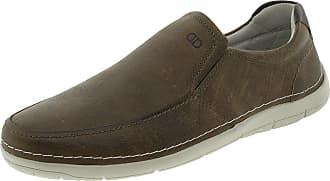 Democrata Sapato Masculino Sharp Conhaque Democrata - 175101