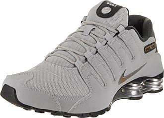 Nike Tênis Nike Shox NZ Cinza Masculino 40