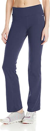 Jockey Womens Slim Bootleg Pant - Blue - S