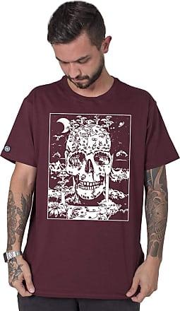 Stoned Camiseta Masculina Skull - Tsmskullxx-bd-04