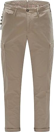 Pantaloni Torino Cargohose Courier beige bei BRAUN Hamburg
