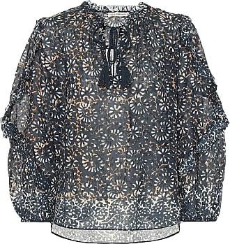 Ulla Johnson Lillian printed cotton blouse