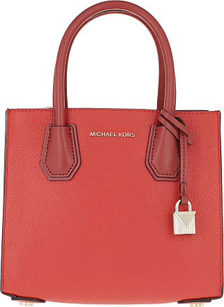 Michael Kors Tote - Mercer Messenger Bag Multi - red - Tote for ladies