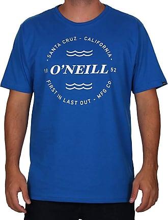 O'Neill Camiseta ONeill Wind e Sea Estampada Azul Royal