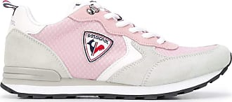 Rossignol Fashion Woman RNIWH40340 Pink Leather Sneakers | Spring Summer 20