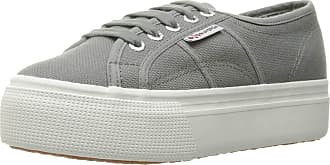 Superga Womens 2790 Up & Down 2790 Up & Down Grey Size: 7.5