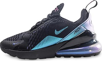buy popular 2bb83 55a02 Nike Air Max 270 Noir Laser Fuchsia Femme 37.5 Baskets