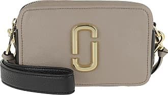 Marc Jacobs Cross Body Bags - The Softshot 21 Crossbody Bag Cement - beige - Cross Body Bags for ladies