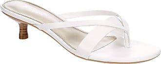 Xappeal Womens Avita - Low Heel Slip On Sandal Dress Shoe White Size: 5.5 UK