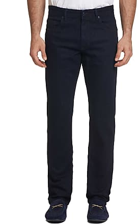 Robert Graham Mens Petro Perfect Fit Jeans In Indigo Size: 29W by Robert Graham