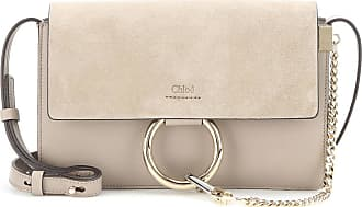 Chloé Faye Small leather shoulder bag
