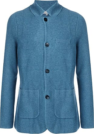 N.Peal Milano cardigan - Blue
