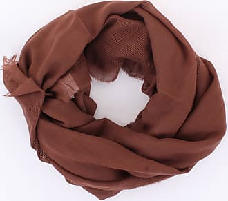 Doppiaa Scarves Brown