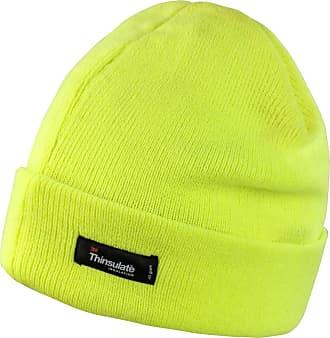 Result Lightweight Thinsulate Hat Fluorescent Yellow